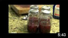 Beet Kvass Home Made