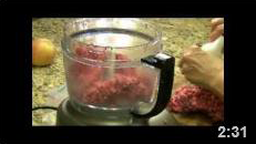 quick & Easy Fresh Ground Beef Home Made
