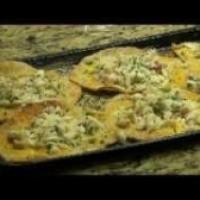 Sourdough Crab Quesadillas Video