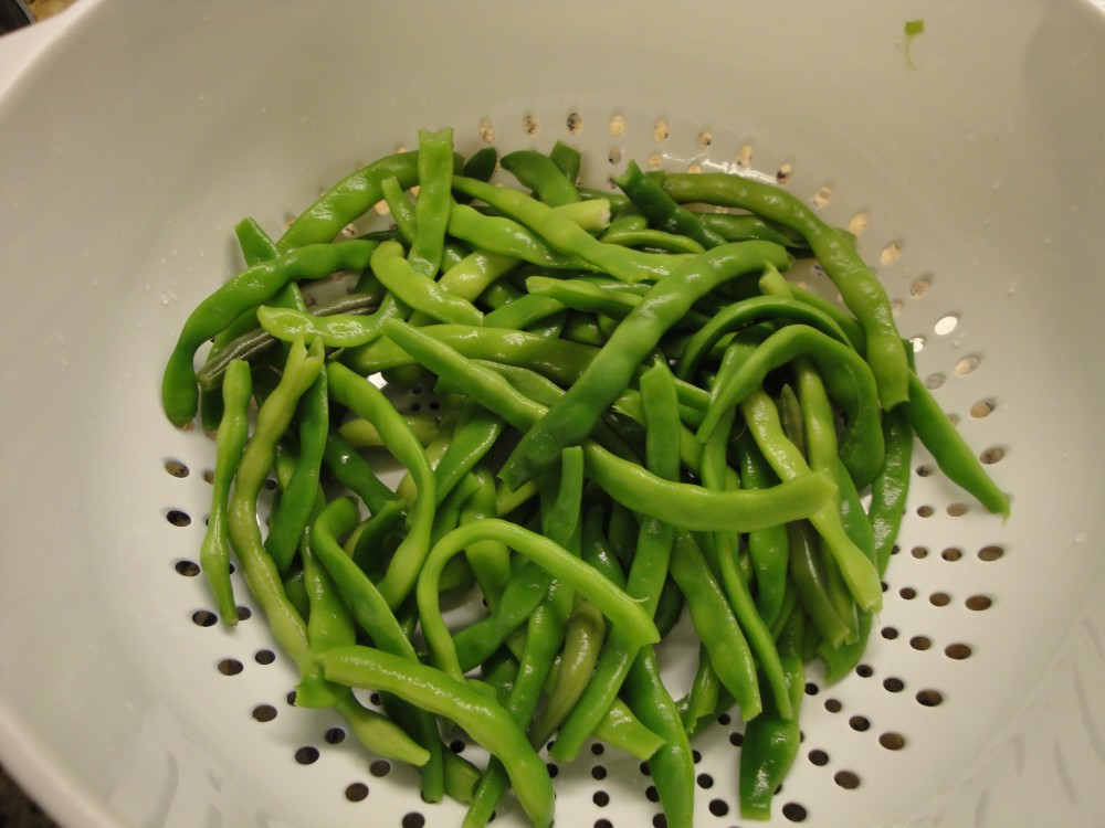 Probiotic Lacto-fermented Fresh Green Beans (4/6)