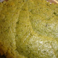 Blended Pesto Paste Quick & E-Z