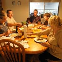 My CA/Okie Dinner with Heritage Berkshire Pork