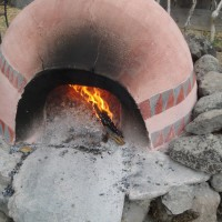 Cob/Pizza Oven Start to Finish