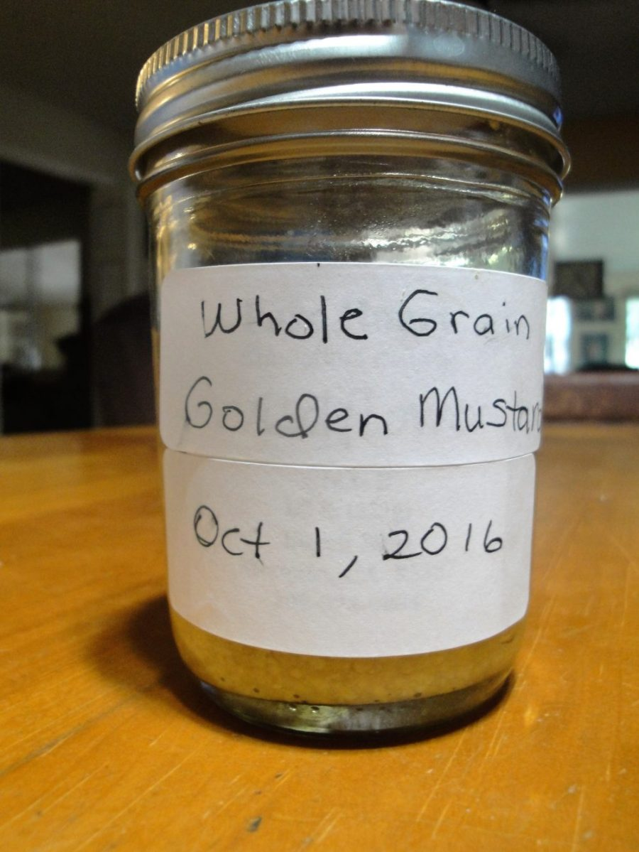 Golden Whole Grain Mustard