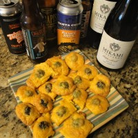 Olive Cookies